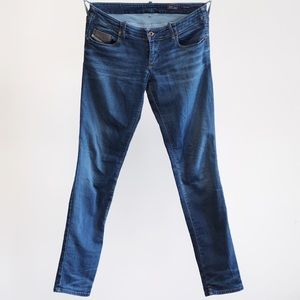 Diesel || denim+sweat pants size 31